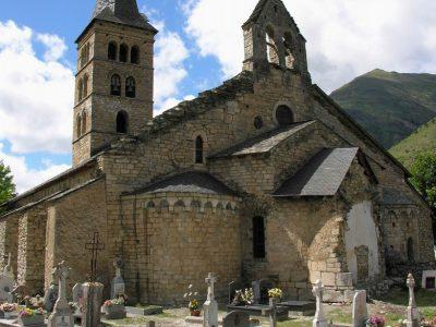 Eglise d'Arties Val d'Aran