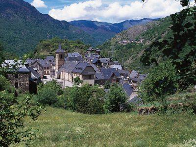 Village de Les Val d'Aran