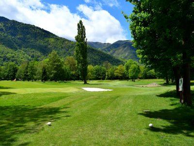 Golf dans les Pyrénées