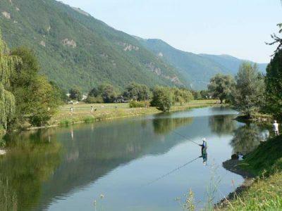 Pêche en lac à Luchon