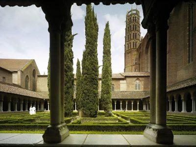 Eglise des jacobins à Toulouse
