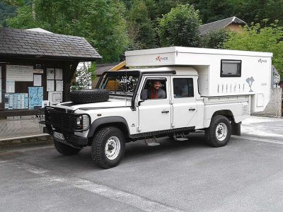 Petit camping car