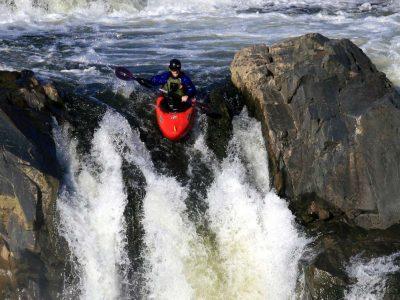 Kayak dans les Pyrénées