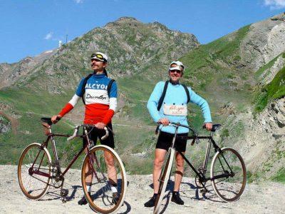 Cyclisme dans les Pyrénées
